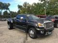 GMC Sierra 3500HD Denali Crew Cab 4x4 Onyx Black photo #1