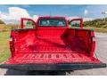 Ford F250 Super Duty XL Regular Cab 4x4 Vermillion Red photo #18