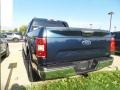 Ford F150 XLT SuperCrew 4x4 Blue Jeans photo #3