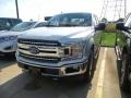 Ford F150 XLT SuperCrew 4x4 Ingot Silver photo #1