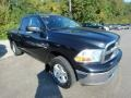 Dodge Ram 1500 SLT Quad Cab 4x4 Brilliant Black Crystal Pearl photo #5