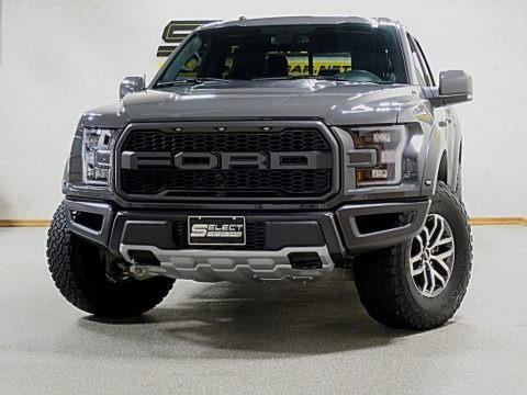 Lead Foot 2018 Ford F150 SVT Raptor SuperCrew 4x4