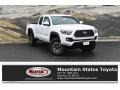 Toyota Tacoma SR5 Access Cab Super White photo #1
