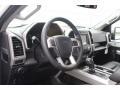 Ford F150 Lariat SuperCrew 4x4 White Platinum photo #14