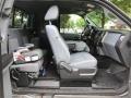 Ford F250 Super Duty XLT SuperCab 4x4 Ingot Silver Metallic photo #4
