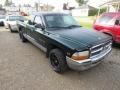 Dodge Dakota SLT Extended Cab Forest Green Pearl photo #3