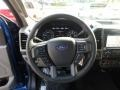 Ford F150 XLT SuperCrew 4x4 Lightning Blue photo #16