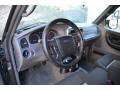 Ford Ranger XLT SuperCab 4x4 Dark Shadow Grey Metallic photo #10