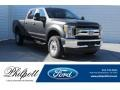 Ford F250 Super Duty XLT Crew Cab 4x4 Magnetic photo #1