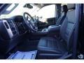 GMC Sierra 2500HD Denali Crew Cab 4WD Onyx Black photo #4