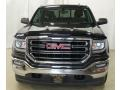 GMC Sierra 1500 SLE Double Cab 4WD Iridium Metallic photo #4