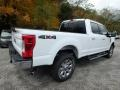 Ford F250 Super Duty Lariat Crew Cab 4x4 Oxford White photo #2