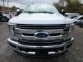 Ford F250 Super Duty Lariat Crew Cab 4x4 Oxford White photo #7