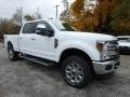 Ford F250 Super Duty Lariat Crew Cab 4x4 Oxford White photo #8