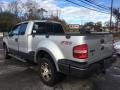 Ford F150 FX4 SuperCab 4x4 Silver Metallic photo #3