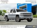 Chevrolet Silverado 1500 LTZ Crew Cab 4x4 Summit White photo #4