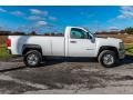 Chevrolet Silverado 2500HD Work Truck Regular Cab 4x4 Plow Truck Summit White photo #3