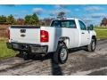 Chevrolet Silverado 2500HD Work Truck Regular Cab 4x4 Plow Truck Summit White photo #4