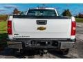 Chevrolet Silverado 2500HD Work Truck Regular Cab 4x4 Plow Truck Summit White photo #5
