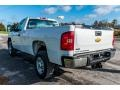 Chevrolet Silverado 2500HD Work Truck Regular Cab 4x4 Plow Truck Summit White photo #6