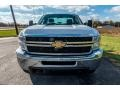 Chevrolet Silverado 2500HD Work Truck Regular Cab 4x4 Plow Truck Summit White photo #9