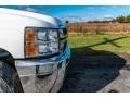 Chevrolet Silverado 2500HD Work Truck Regular Cab 4x4 Plow Truck Summit White photo #10