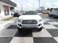 Toyota Tacoma TRD Off Road Access Cab 4x4 Super White photo #2