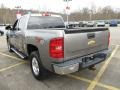 Chevrolet Silverado 1500 LT Crew Cab 4x4 Mocha Steel Metallic photo #7