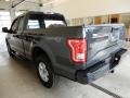 Ford F150 XL SuperCab 4x4 Lithium Gray photo #6