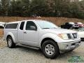 Nissan Frontier XE King Cab Radiant Silver photo #2