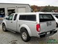 Nissan Frontier XE King Cab Radiant Silver photo #4