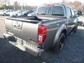 Nissan Frontier Midnight Edition Crew Cab 4x4 Gun Metallic photo #4
