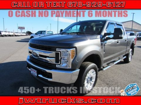 Magnetic 2018 Ford F250 Super Duty XLT Crew Cab 4x4