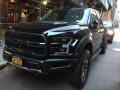 Ford F150 SVT Raptor SuperCab 4x4 Shadow Black photo #6