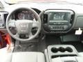 GMC Sierra 3500HD Regular Cab Utility Truck Red photo #11