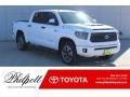 Toyota Tundra SR5 CrewMax 4x4 Super White photo #1