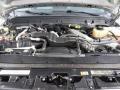 Ford F250 Super Duty XLT Crew Cab 4x4 Ingot Silver Metallic photo #7