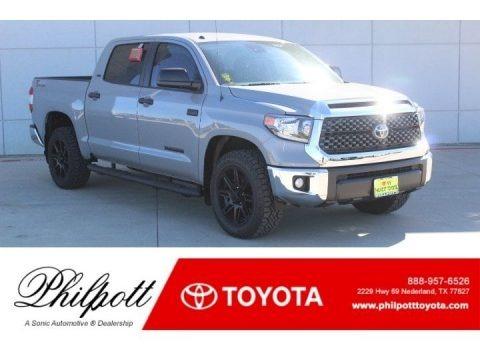 Cement 2019 Toyota Tundra TSS Off Road CrewMax