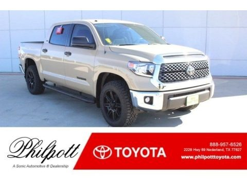Quicksand 2019 Toyota Tundra TSS Off Road CrewMax