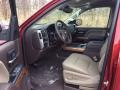 Chevrolet Silverado 1500 LTZ Crew Cab 4x4 Cajun Red Tintcoat photo #9