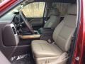 Chevrolet Silverado 1500 LTZ Crew Cab 4x4 Cajun Red Tintcoat photo #10