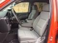 Chevrolet Silverado 1500 Custom Crew Cab 4x4 Red Hot photo #10