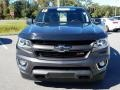 Chevrolet Colorado Z71 Crew Cab 4x4 Cyber Gray Metallic photo #8