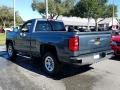 Chevrolet Silverado 1500 WT Regular Cab Blue Granite Metallic photo #3