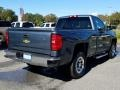 Chevrolet Silverado 1500 WT Regular Cab Blue Granite Metallic photo #5