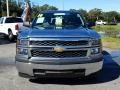 Chevrolet Silverado 1500 WT Regular Cab Blue Granite Metallic photo #8