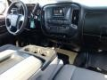 Chevrolet Silverado 1500 WT Regular Cab Blue Granite Metallic photo #11
