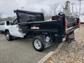 Chevrolet Silverado 3500HD Work Truck Regular Cab 4x4 Dump Truck Summit White photo #3