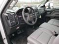 Chevrolet Silverado 3500HD Work Truck Regular Cab 4x4 Dump Truck Summit White photo #6