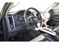 Dodge Ram 1500 Laramie Crew Cab 4x4 Black photo #10